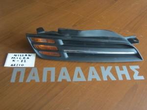 nissan micra k12 2003 2007 maska empros dexia 300x225 Nissan Micra K12 2003 2005 μάσκα εμπρός δεξιά