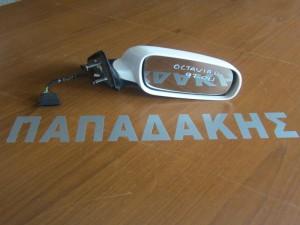 Skoda octavia 4 1997-2004 ηλεκτρικός καθρέφτης δεξιός ασπρός