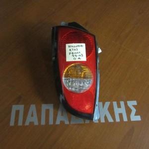 Hyundai atos prime 1999-2003 φανάρι πίσω αριστερό