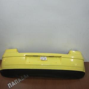 VW Polo (2002-2005) - (2005-2009)  προφυλακτήρας πίσω ΚΙΤΡΙΝΟΣ