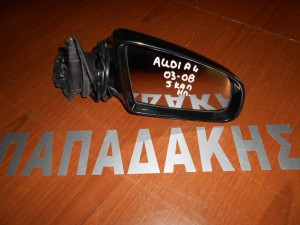 audi a4 2003 2008 kathreptis dexios ilektrikos 5 kalodia mavros 1 300x225 Audi A4 2001 2008 καθρέπτης δεξιός ηλεκτρικός 5 καλώδια μαύρος