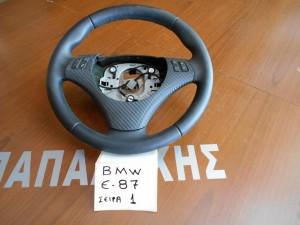 bmw series 1 e87 2004 2011 volan timoniou chiristiria 1 300x225 BMW Series 1 E81/E87 2004 2011 βολάν τιμονιού χειριστήρια