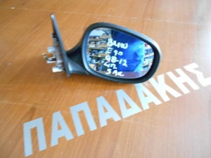 BMW Series 3 E90 2008-2012 5DN καθρέπτης δεξιός ανθρακί
