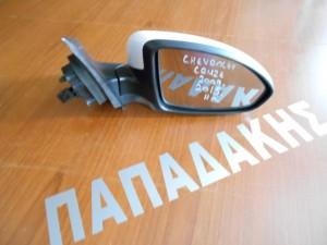 chevrolet cruze 2009 2015 ilektrikos kathreptis dexios aspros 1 300x225 Chevrolet Cruze 2008 2016 ηλεκτρικός καθρέπτης δεξιός άσπρος