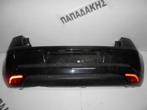 Citroen C4 2004-2008 3θυρο προφυλακτήρας οπίσθιος με αισθητήρα μαύρος