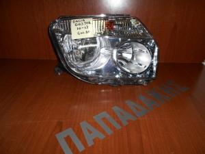 Dacia Duster 2010-2013 φανάρι δεξί εμπρός