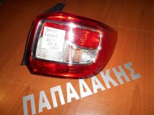 Dacia Logan 2013--> φανάρι οπίσθιο δεξί