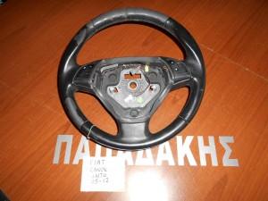 fiat grande punto 2005 2012 volan timoniou mavro me chiristiria 1 300x225 Fiat Grande Punto 2005 2012 βολάν τιμονιού μαύρο με χειριστήρια