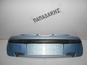 Fiat Punto 1999-2003 3θυρο προφυλακτήρας οπίσθιος γαλάζιος