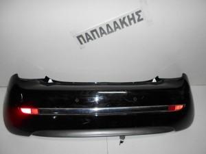 Lancia Y 2006-2011 προφυλακτήρας οπίσθιος με αισθητήρα μαύρος