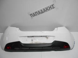 Mazda 2 2008--> προφυλακτήρας οπίσθιος Ιαπωνικός λευκός