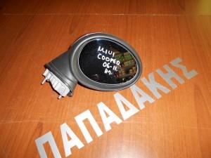 Mini Cooper 2006-2011 καθρέπτης δεξιός ηλεκτρικός χρώμιο