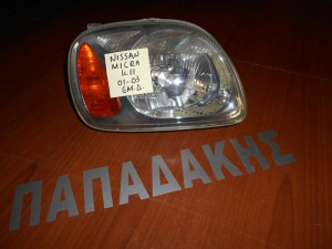 Nissan Micra K11 2001-2003 φανάρι εμπρός δεξί