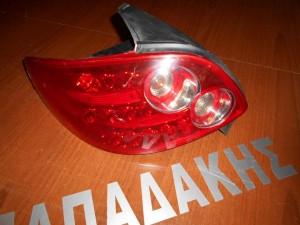 peugeot 206 1998 led fanari opisthio aristero 1 300x225 Peugeot 206 1998 2009 LED φανάρι οπίσθιο αριστερό