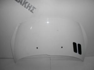 peugeot 206 plus 2009 kapo empros aspro 1 300x225 Peugeot 206 Plus 2009 2012 καπό εμπρός άσπρο