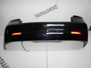 Saab 9-3 2007--> SDN προφυλακτήρας οπίσθιος μαύρος