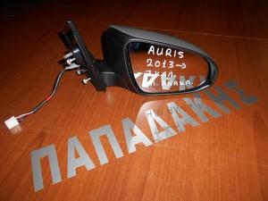 toyota auris 2013 ilektrikos kathreptis exoterikos dexios 7 kalodia anaklinomenos asimi 1 300x225 Toyota Auris 2013 2017 ηλεκτρικός καθρέπτης εξωτερικός δεξιός 7 καλώδια ανακλινόμενος ασημί