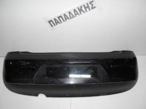 VW Fox 2005--> προφυλακτήρας οπίσθιος μαύρος
