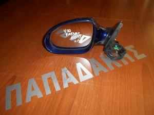 VW Passat 2005-2011 καθρέπτης αριστερός ηλεκτρικός μπλε