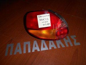 daewoo matiz 2000 fanari piso aristero 300x225 Daewoo Matiz 1998 2000 φανάρι πίσω αριστερό