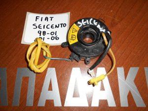 fiat seicento 1998 2001 2001 2006 tenia timoniou rozeta 300x225 Fiat Seicento 1998 2007 ταινία τιμονιού (ροζέτα)