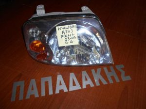 Hyundai Atos Prime 2003-2007 φανάρι εμπρός δεξί