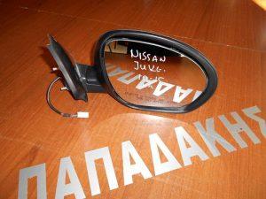 Nissan Juke 2010-2014 καθρέπτης δεξιός ηλεκτρικός ασημί