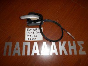 smart 451 1000 2007 2012 2012 2014 anichtiri portas esoteriko dexio 300x225 Smart 451 1000 2007 2014 ανοιχτήρι πόρτας εσωτερικό δεξιό