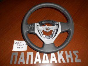 suzuki swift 2011 volan timoniou me chiristiria 300x225 Suzuki Swift 2011 2014 βολάν τιμονιού με χειριστήρια