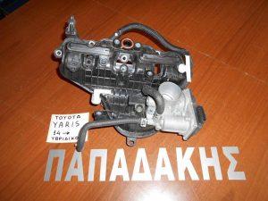 toyota yaris 2014 ivridiko pollapli isagogis 300x225 Toyota Yaris 2014 2017 υβριδικό πολλαπλή εισαγωγής