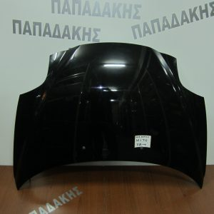 Alfa Romeo Mito 2008-2016 καπό εμπρός μαύρο