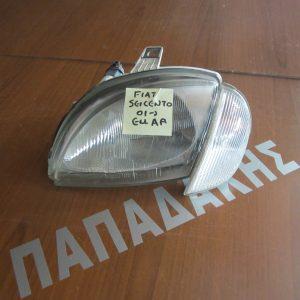 fiat seicento 2001 fanari empros aristero 300x300 Fiat Seicento 2001  φανάρι εμπρός αριστερό