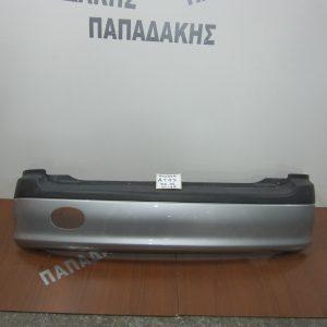 Hyundai Atos Prime 1999-2001 προφυλακτήρας οπίσθιος ασημί