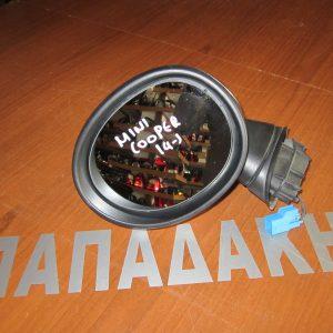 Mini Cooper 2014- καθρέπτης αριστερός ηλεκτρικός νίκελ