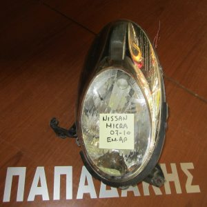 nissan micra k12 2007 2010 fanari empros aristero 300x300 Nissan Micra K12 2007 2010  φανάρι εμπρός αριστερό