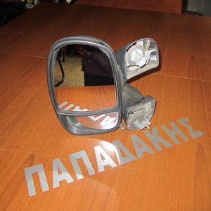 Opel Vivaro 2002-2006 (2006-2014) καθρέπτης αριστερός απλός άβαφος