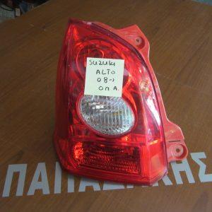 Suzuki Alto 2008- φανάρι πίσω αριστερό