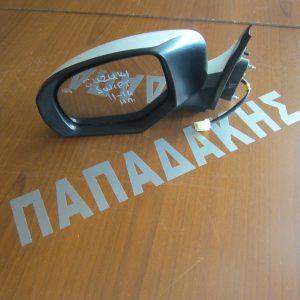 Suzuki Swift 2011-2014 καθρέπτης αριστερός ηλεκτρικός άσπρος