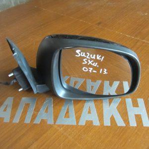 Suzuki SX-4 2007-2013 καθρέπτης δεξιός ηλεκτρικός ανθρακί