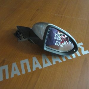 vw golf 7 2013 kathreptis dexios ilektrikos anaklinomenos fos asfalias asimi 300x300 VW Golf 7 2013 2017 καθρέπτης δεξιός ηλεκτρικός ανακλινόμενος φως ασφαλείας ασημί