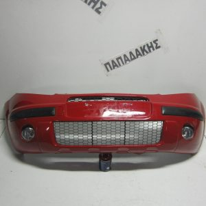Citroen C3 Pluriel 2003- προφυλακτήρας εμπρός κόκκινος