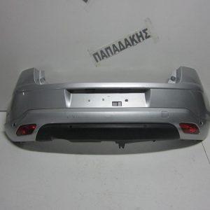 Citroen C4 2004-2011 3πορτο προφυλακτήρας πίσω με αισθητήρες ασημί