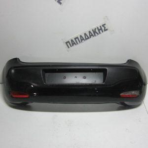 Fiat Grande Punto Evo 2009-2015 προφυλακτήρας πίσω μαύρος
