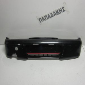 Fiat Seicento Sporting 1998-2001 προφυλακτήρας πίσω μαύρος