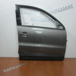 VW Tiguan 2008-2011 πόρτα εμπρός δεξιά μολυβί