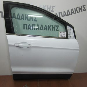 Ford Kuga 2013- πόρτα εμπρός δεξιά λευκή