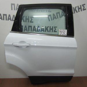 Ford Kuga 2013- πόρτα πίσω δεξιά λευκή