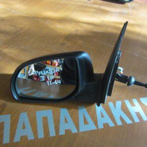 Hyundai I10 2011-2014 καθρέπτης αριστερός μηχανικός άβαφος