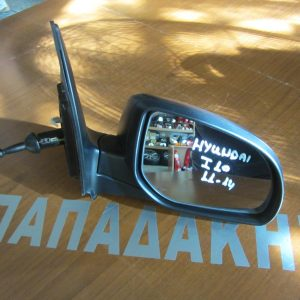 Hyundai I10 2011-2014 καθρέπτης δεξιός μηχανικός άβαφος
