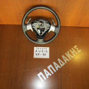 toyota auris 2007 2010 volan timoniou mavro chir 300x300 Toyota Auris 2007 2010  βολάν τιμονιού μαύρο χειρ.